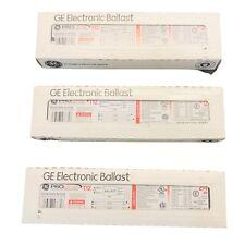 GE Electronic Ballast Lot of 3 Proline T12 Multi Volt GE260ISMV-N-DIYB New