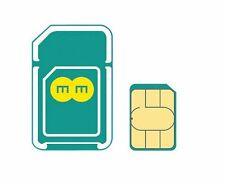 Brand New EE Pay As You Go Nano SIM Card For iPhone 5, 5s, 5c,6, 6s, 7, 7Plus