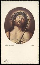"santino-holy card""""ediz. NB serie ARTE  n.44 GESU'"
