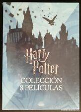 DVD Harry Potter: Pack con las 8 peliculas - PRECINTADO