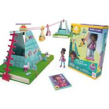 Goldie Blox Rubie Rails Sky-High Cable Care Construction Toy Intermediate III