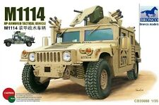 Bronco CB35080 1/35 M1114 Up Armored Tactical Vehicle