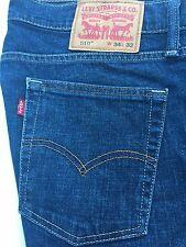 Levis Men's 510 Blue Jeans Size 34x32  Really Good Condition No tears No Stains