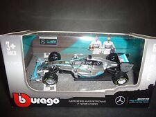 Bburago  Mercedes Benz AMG Petronas F1 2014 W05 HYBRID Lewis Hamilton 1/43