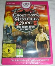 Purple Hills - Ghost Town Mysteries Bodies Wimmelbild Spiel  - USK6