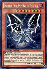 Yugioh: 1x Malefic Blue-Eyes White Dragon - YMP1-EN002 - Secret Rare - Limited E