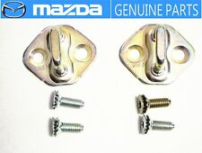 MAZDA GENUINE RX-7 FD3S Front Door Striker with Screw JDM OEM
