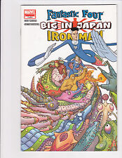 Fantastic Four & Iron Man Big In Japan #1-4 Set Marvel Comics Limited