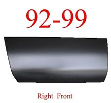 92 99 Tahoe Right Front Quarter Panel, 2 Door, Blazer, Yukon Chevy GMC 0854-144