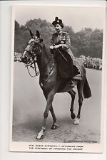 Vintage Postcard Queen Elizabeth II of The United Kingdom