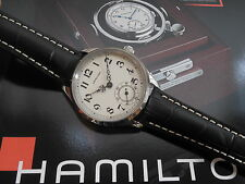 VINTAGE HAMILTON HC 259  SWISS MADE MOVEMENT SAPPHIRE GLASS  44MM