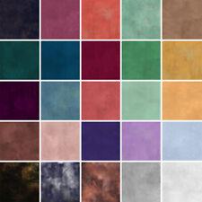 Tie Dye Retro Background Photography Backdrop Decor Plain Solid Polysize Photo