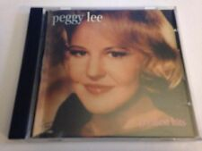Peggy Lee - Greatest Hits 1994 Cema Special Markets CD