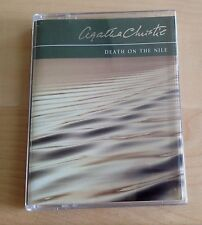 AUDIO BOOK: Agatha Christie - DEATH ON THE NILE on 2 x cass read by David Timson
