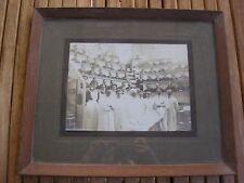 PHOTO du Docteur Jacob ROTGANS dirigeant une opération à la fac d'Amsterdam 1913