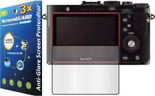 3x Anti-Glare Matte LCD Screen Protector Guard Film  for Sony Cyber-Shot DSC-RX1