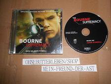 CDvOST John Powell : Bourne Supremacy (13 Song) VARESE SARABANDE / Moby
