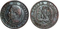 NAPOLEON III 2 CENTIMES 1854 BB