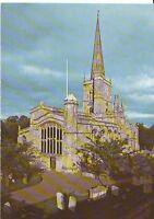 Oxfordshire Postcard - St John The Baptist Church - Burford   AB491
