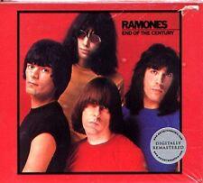 CD - RAMONES - End of the century
