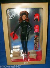 Mattel Barbie Christian Louboutin Cat Burglar Doll- NRFB - 2009 GOLD EDITION