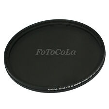 Fotga 82mm slim fader ND filter adjustable variable neutral density ND2 to ND400