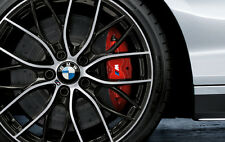BMW OEM ///M PERFORMANCE BRAKE SYSTEM RED 2012-2016 3 AND 4 SERIES 34112221445