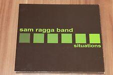 Sam Ragga Band - Situations (2006) (CD) (Safa Records – SAFACD0001)