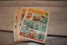 Hurrah! (avant-guerre) année 1939 complète du n°187 a 238
