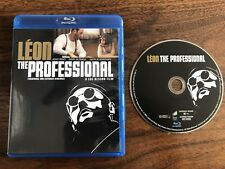 Léon the Professional (Blu-ray Disc, 2009) Luc Besson Theatrical & Widescreen
