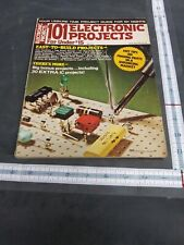 101 electronic projects 1975