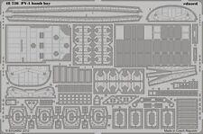 Eduard 1/48 PV-1 Ventura bahía de bomba # 48736