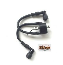 IGNITION COIL W/RESISTANCE 3A0-06048 06040 fit Tohatsu Nissan Outboard M 30HP 2T