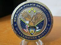 NYPD New York City Police Department 44th Precinct 44th PCT Challenge Coin #701A