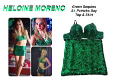 Sexy Playboy Heloine Moreno Owned/Worn/Signed outfit