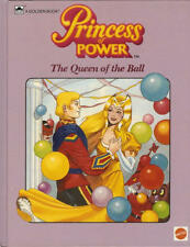 Princess Of Power Queen Of The Ball
