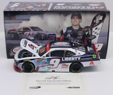 2017 William Byron Liberty University Championship diecast 1/24 Autographed New