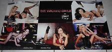 2010 WICKED Girls Poster ALEKTRA BLUE Kirsten Price KAYLANI LEI Jessica Drake