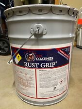 5 Gallon Rust-Grip Paint - Silver/Gray - Perfect for metal roofs any other metal
