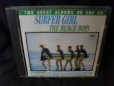 The Beach Boys-surfeur Girls & shut down usinage 2 (2 albums dans un CD)