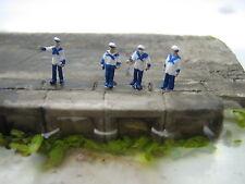 (WA06) Seeleute Figuren Spur Scale Z (1:220) marins