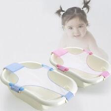 1pc Baby Bathtub Adjustable Bath Seat Shower Net Cradle Bed for Baby Bathing..*
