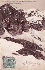 VALTOURNANCHE: Colle di Tournanche per Zermat e Stafelalp  1907