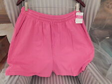 NWT!  FRESH PRODUCE 100% COTTON JERSEY SHORT IN NOMAD PINK (XXL).SO COMFY