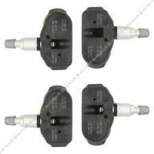 Set 4 TPMS Tire Pressure Sensors 315Mhz Rubber for 06-08 Honda Element
