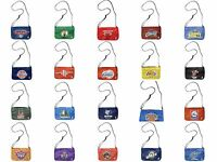 NBA Officially Licensed Cocktail Jersey Mini Purse / Handbag - Choose Your Team