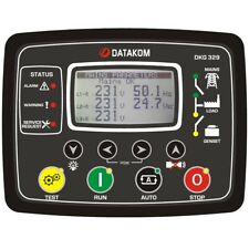 DATAKOM DKG-329-2G Dual Generator/Mains Automatic transfer switch control panel_
