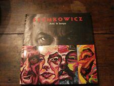 """03 LIVRE D'ART """" SZYMKOWICZ AVEC LE TEMPS """" L20."""