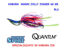 MADAI KABURA JOLLY JIGGER  60 GR  - COL BLUE  QUANTUM GERMANY