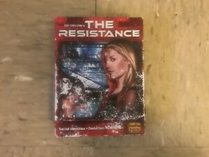 The Resistance Don Eskridge Indie Boards and Cards Strategy Card Game Unplayed